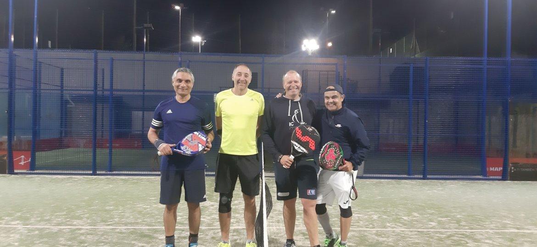 Fundación Fomento Deporte vs Novaschool
